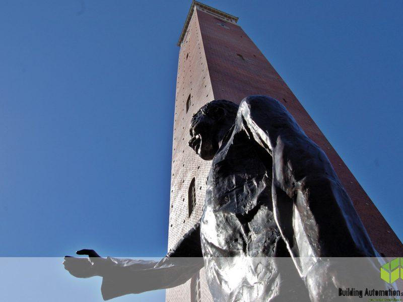Campanile Exterior Mandela