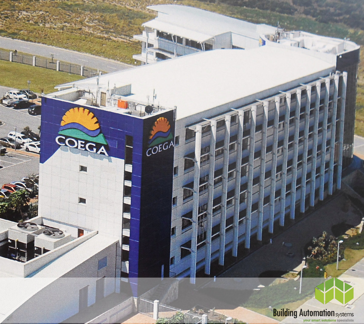 Coega IDZ Offices